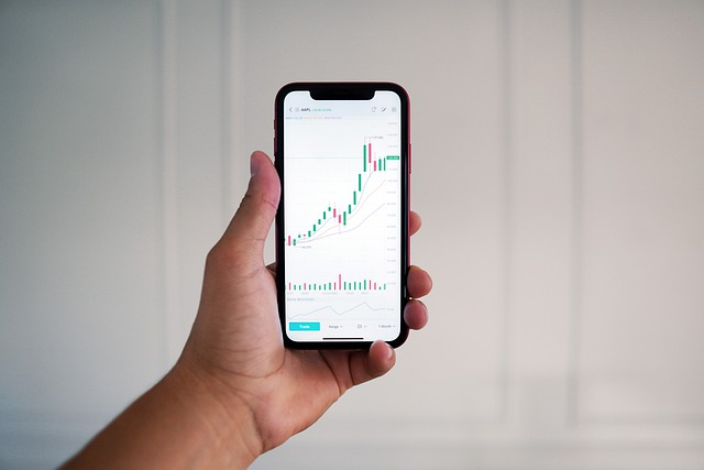 application de trading